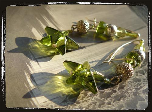 orecchinii stellaverdi