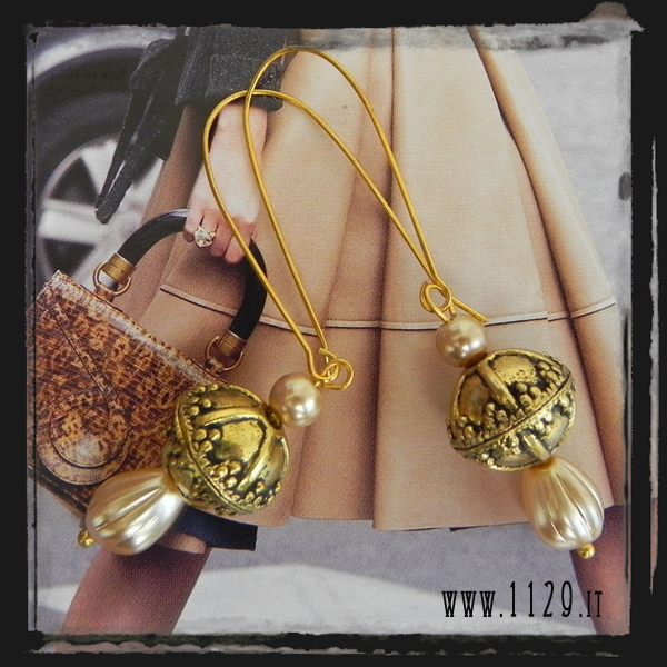 LIORBE orecchini earrings 1129