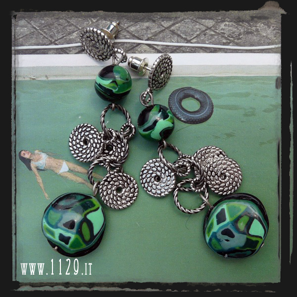 LFROND orecchini earrings 1129