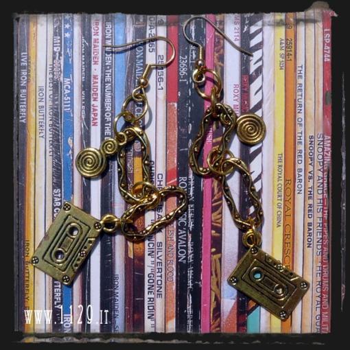 LGTAPE orecchini earrings 1129