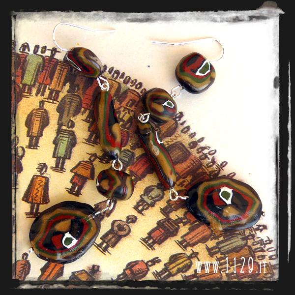 LGAFRO orecchini earrings 1129