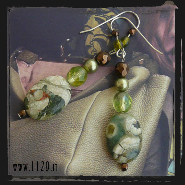 LHVEBR orecchini earrings 1129