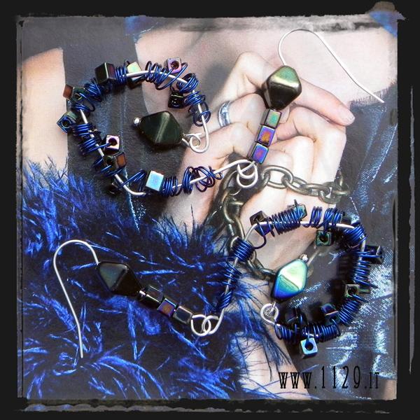 LLWIBL orecchini earrings 1129