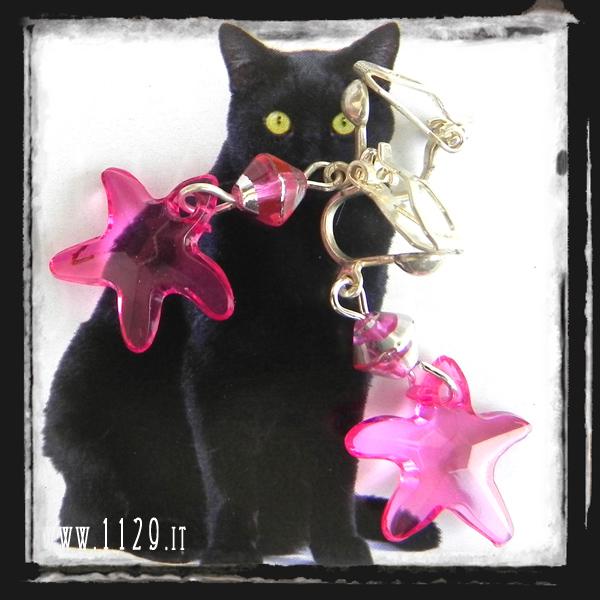 MDNIA-orecchini-stella-rosa-pink-star-earrings-1129