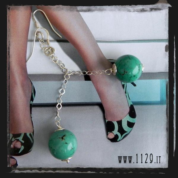 Gioco: Conta per immagini (751-1500) - Pagina 26 Mdtuca-orecchini-argento-catena-turchese-turquoise-sterling-silver-chain-earrings-1129