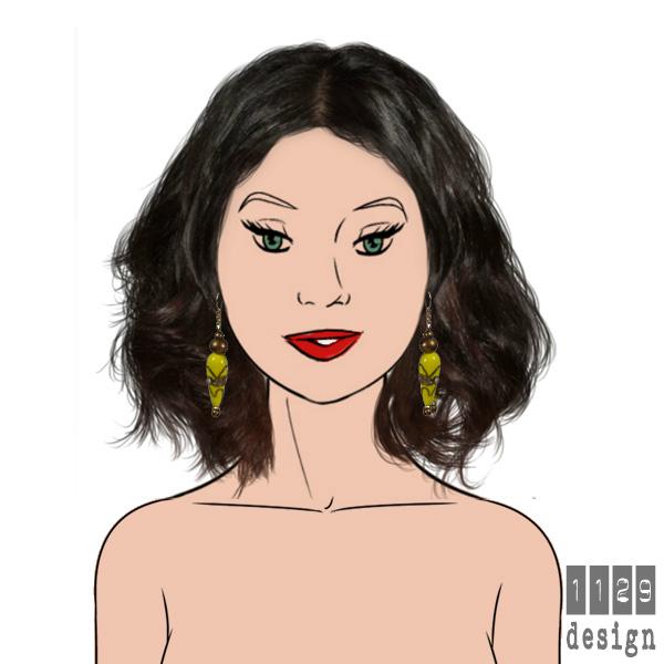 NC8MAR-orecchini-festa-della-donna-modella